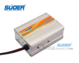 Suoer Solar Power Inverter 100W Auto Power Inverter 12V naar 220V Auto Power Inverter voor Elektrische Auto met CE & RoHS (SDA-100W)