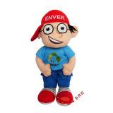 Bonecas enchidas do menino do feriado (TPKT0372B)
