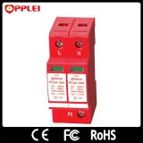 중국 OEM/ODM AC Power Lightning Arrester 40ka Surge Protector Device
