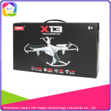 Mini hélicoptère Quadcopter du temps RC d'action du bourdon 2.4G 7minute