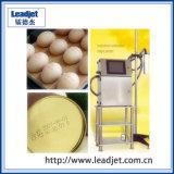 Imprimante à jet d'encre continue pour la boîte de module de nourriture et en fer blanc