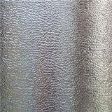 Geprägte Stuccoed Aluminiumplatte mit Orange-Ziehen Muster ab