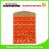 Shower Nylon Waterproof Hanging Wall Organizer Bolsa para lavanderia