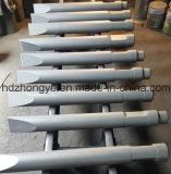N.P.K H-10xb/10xe Hydraulic Breaker Hammer Chisels für Breaker Spare Parts
