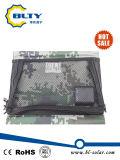 Paquete plegable verde del cargador del panel solar del color 10.5W del ejército