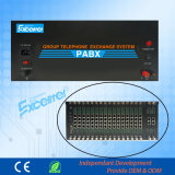 PABXのホテル32256 PBX 32 Coの行のためのハイブリッド電話システム256の拡張