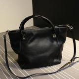 Una borsa semplice Emg4728 delle 2016 del cuoio genuino di stile di eleganza donne del progettista