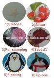 Signet de papeterie de papier d'usine de Dongguan