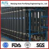 Filtration de l'eau d'uF de circulation et d'utilisation de traitement des eaux