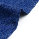Ткань 100% джинсовой ткани хлопка для джинсыов лета