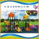 Campo da giuoco esterno dei bambini della strumentazione del parco di divertimenti di fabbricazione della Cina (A-15096)