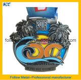 Медаль фертига-аппарат марафона высокого качества половинное