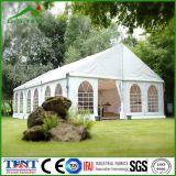 Большой напольный алюминиевый шатер случая структуры