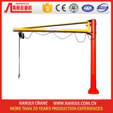 Electric Wire Rope Hoistの自由なStanding 360 Degree Jib Crane