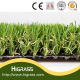 Constructeurs artificiels d'herbe de vert de décorations de jardin en Chine