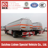 6*2 Auman Fuel Delivery Capacity 20000L Oil Tanker Truck da vendere Fuel Vehicle Mobile Oil Station