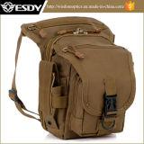 Do saco ao ar livre do mensageiro do saco do pé de Esdy pacote tático de acampamento do pé