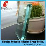 Ce/ISO certifica el vidrio claro del vidrio de flotador de 12m m/edificio/el vidrio Tempered/el vidrio llano del vidrio/ventana