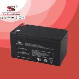 Batterie profonde de cycle de batterie d'UPS de la batterie solaire Spt12-7 (12V7AH)