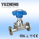 중국에 있는 Yuzheng Polished Diaphragm Valve Manufacturer