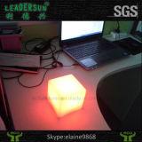 Cubo ligero de los muebles de la iluminación LED de la decoración (Ldx-C01)