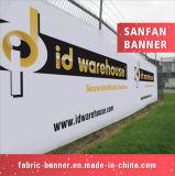Drapeau extérieur de vinyle de câble d'impression de Digitial pour la publicité