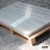Superfície contínua de mármore de Artifciai, superfície contínua acrílica para os painéis de parede