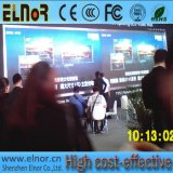 屋内フルカラーの広告P3 LEDの大きい表示画面