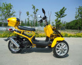 """trotinette"" aprovado de pé adulto do adulto 50cc Trike do gás EPA"
