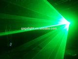 Lumière laser polychrome de l'animation RGB15000