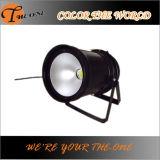 Stufe-Leuchte LED-PAR64 RGB DMX