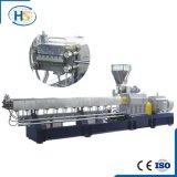 Máquina de la granulación del material plástico de la aplicación de los gránulos del diseño del Doble-Tornillo