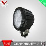 LED-fahrendes Licht 40W rund