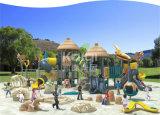 Kaiqi klassisches altes Dinosaurier-Spielplatz-Gerät der Stamm-Serien-Kq60003A