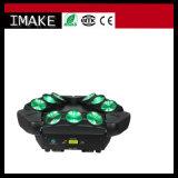 indicatore luminoso capo mobile del ragno del fascio LED di 9X10W RGBW LED