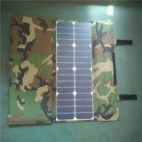 saco impermeável móvel solar do carregador 100W com USB do reboque