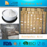 Anti-oxyderende Erythorbate van uitstekende kwaliteit van het Natrium van de Rang van het Voedsel