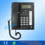 사업 호텔 전화를 위한 호출자 신분 확인 전화 전화망 pH206