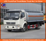 6000liters燃料ディスペンサーのトラックが付いているトラックを補充するオイル
