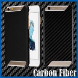 AppleのiPhone 6のためのカーボンFiber Rubberized Ultra-Slim Cover