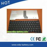 Clavier d'ordinateur portatif de cahier avec Spannish, Russe, langage de la Corée