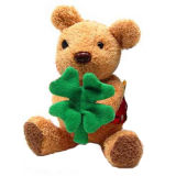 Peluche Brown Bear avec Heart