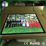 InnenDesign Material für Advertizing LED Light Box mit Wall Mounted LED Acrylic Light Box