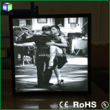 Aluminum Magnetic Frameの細いLED Advertizing Light Box