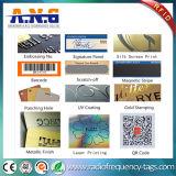 Cmykの印刷のための互換性のあるプラスチックRFIDスマートカードFM1108/FM1204 1k/4k