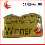 Distintivo del metallo di modo/fornitore promozionali del distintivo