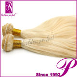 China Suppliers 16 Inch Brazilian Weave Remy Hair Color 613
