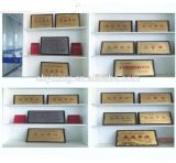 By20cの小型旋盤、高精度および低価格小型CNCの回転旋盤機械