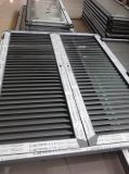 Portes coulissantes à obturateur en aluminium / clapet, fenêtre d'obturation