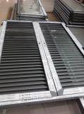 Obturador de aluminio del marco / Rejilla para puertas corredizas, Ventana del obturador